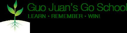 logo de la Guo Juan's Go School